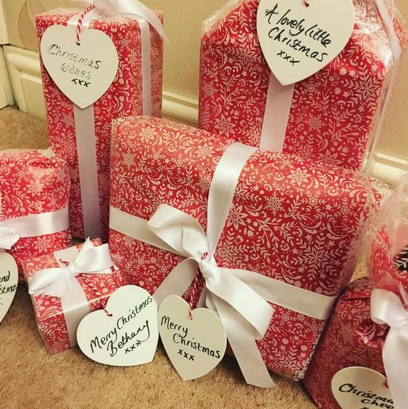 27 ideas para envolver tus regalos navide os nueva mujer - Ideas para envolver regalos navidenos ...