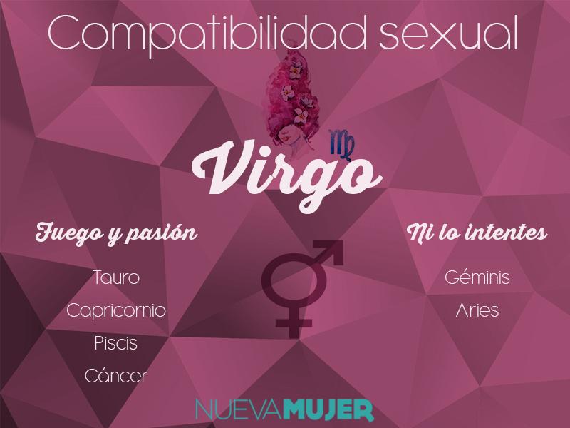 Capricornio y virgo sexualmente