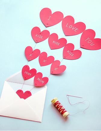DIY: tarjetas de felicitaciones originales para el día del amor y la ...