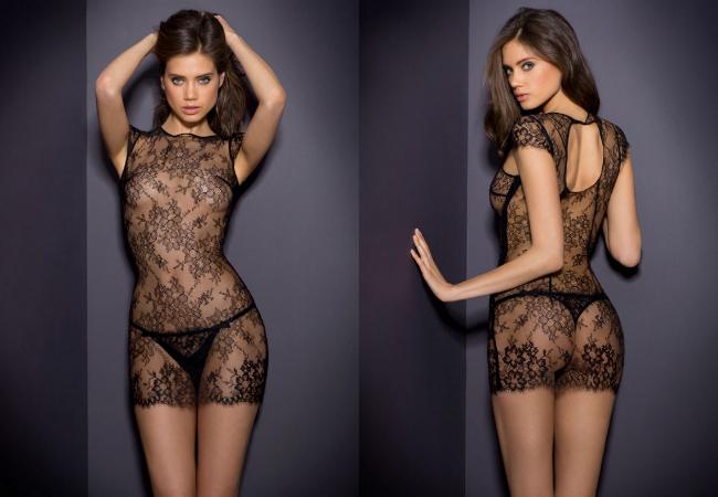 6e9d691d26af Lencería sexy: vístete para seducir a tu pareja en San Valentín ...