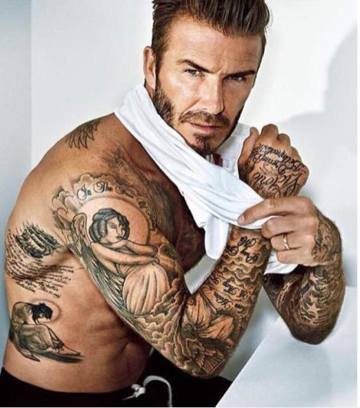 Fotos De Instagram De Hombres Sexys Con Barba Y Tatuajes Que Te