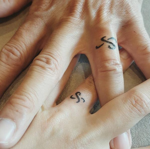 Tatuajes De Anillos De Boda Para Parejas Ideas Originales De