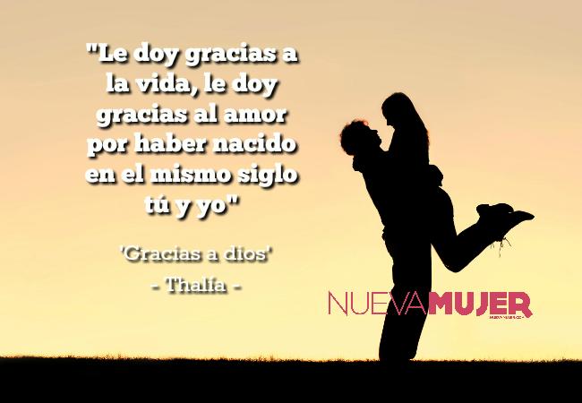 Dia Internacional De Thalia Las Mejores Frases De Amor Y Desamor De