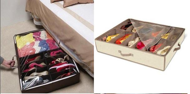 una idea es colocar cajones debajo de la cama podemos de algn mueble antiguo que tengamos en casa o simplemente fabricar nosotros mismos