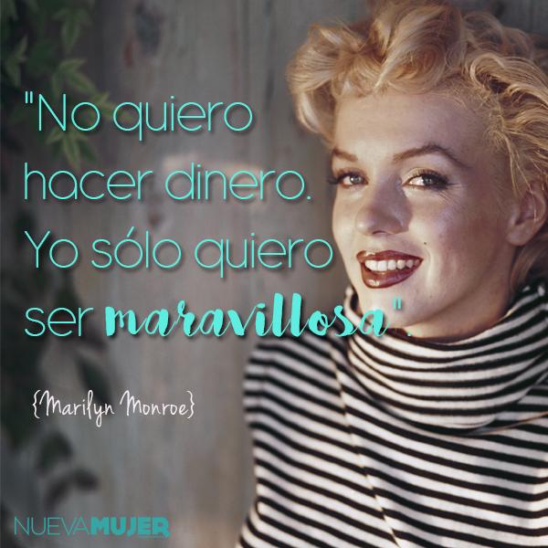 Las Mejores Frases De Marilyn Monroe Sobre El Amor Y La Vida Nueva