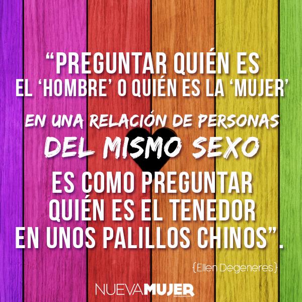 Frases de no ala discriminacion homosexual