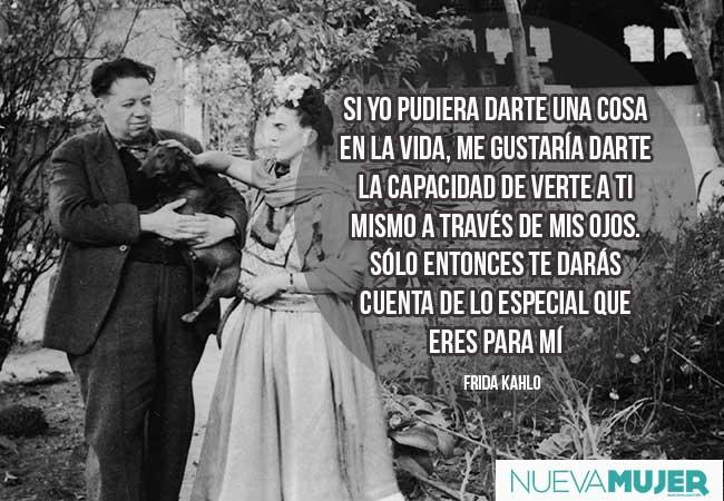 Frasesamor Frases De Amor Frida Kahlo