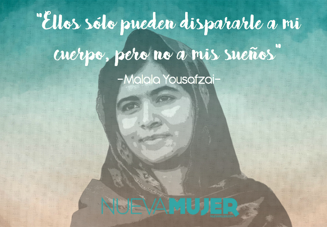 Las 10 Frases Más Inspiradoras De Malala Yousafzai Nueva Mujer