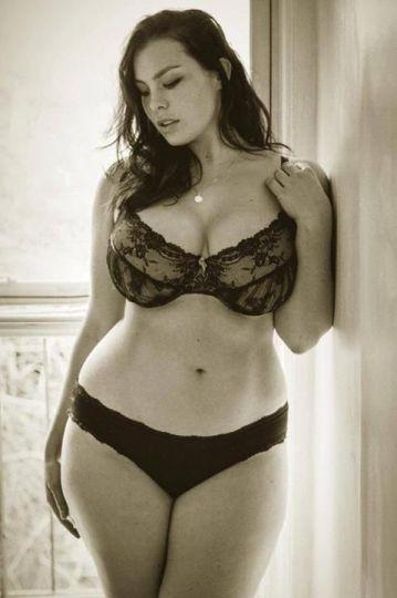 Modelos de talla grande se lucen en ropa interior nueva mujer - Ropa interior xxl ...