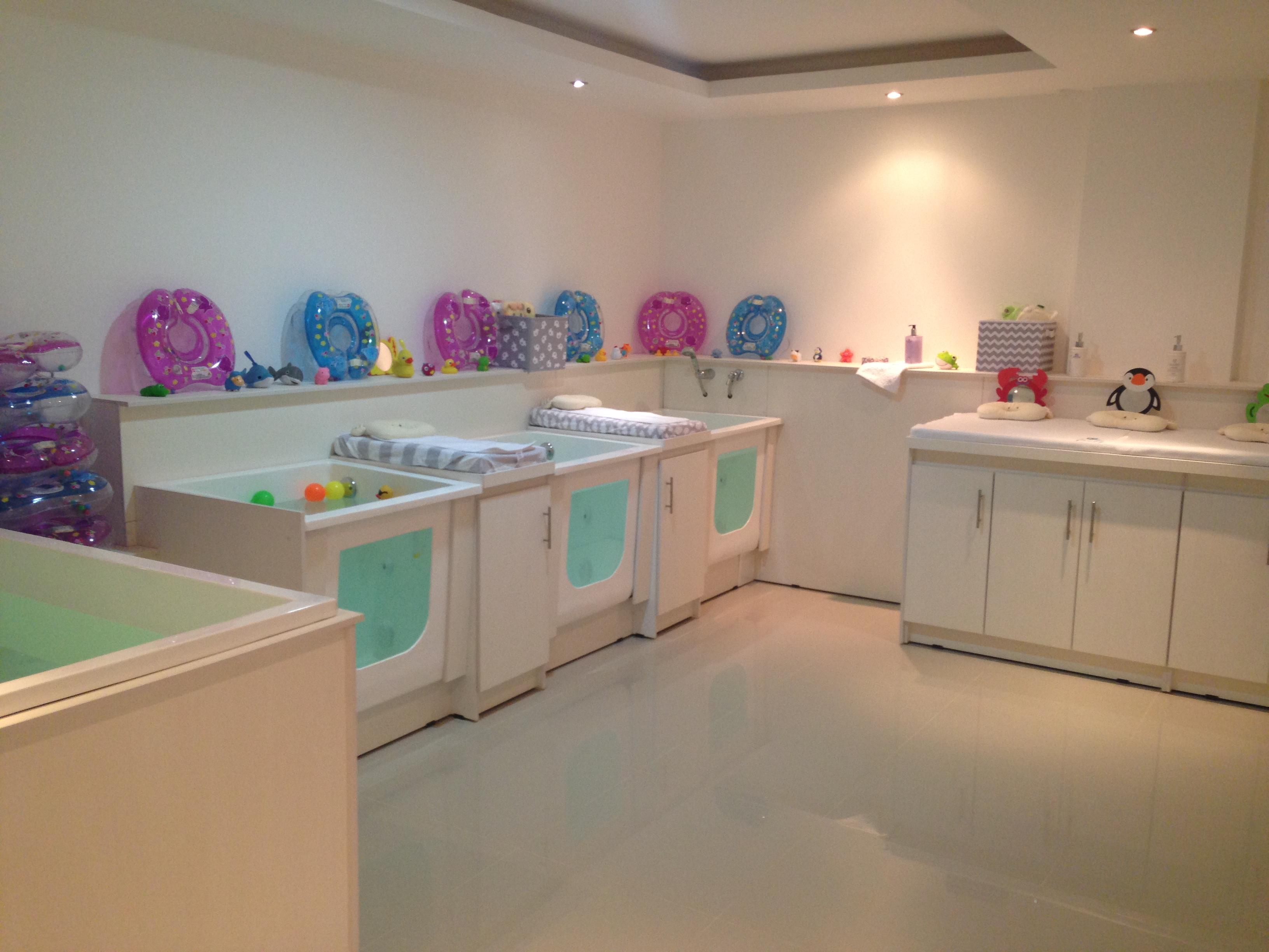 Un spa para beb s en un lugar exclusivo de cumbaya nueva - Salon bebe charleroi ...