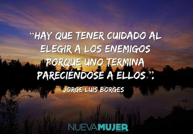 Imagenes De Frases De Jorge Luis Borges Nueva Mujer