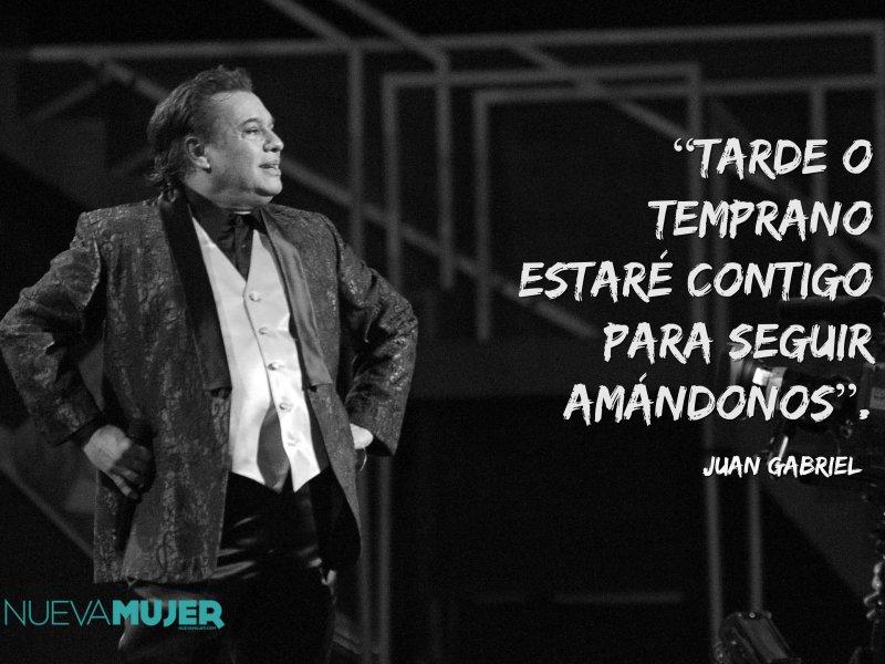 Muerte De Juan Gabriel Las Mejores Frases Del Cantautor