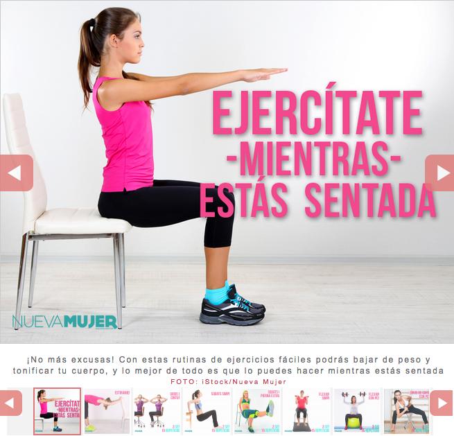 Circuito Quema Grasa Mujeres : Ejercicios para bajar de peso y estar en forma cómo