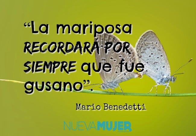 Imágenes de frases de Mario Benedetti, el escritor