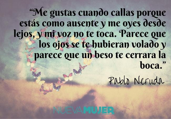 Frases De Amor Pablo Neruda 20 Poemas De Amor Muharram J