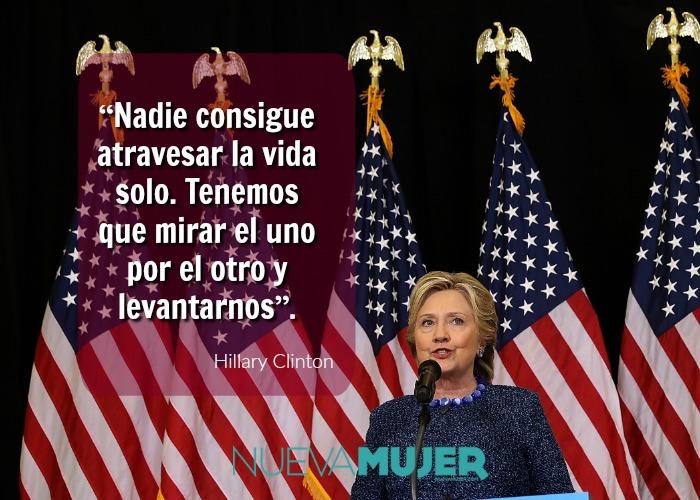 Frases De Hillary Clinton Frases Feministas De Los