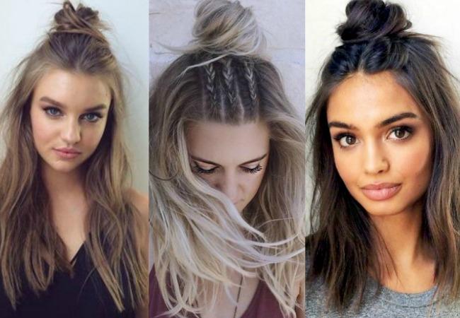 peinados fáciles: cómo peinarme si tengo poco pelo | nueva mujer