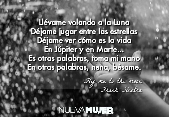 Imágenes De Frases De Las Canciones De Frank Sinatra Nueva Mujer