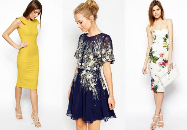 C mo vestir para una boda si el c digo de vestimenta es for Boda en jardin de noche como vestir